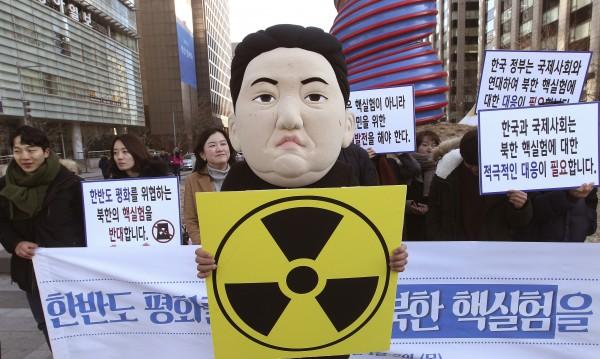 Съветът за сигурност на ООН заплаши Северна Корея