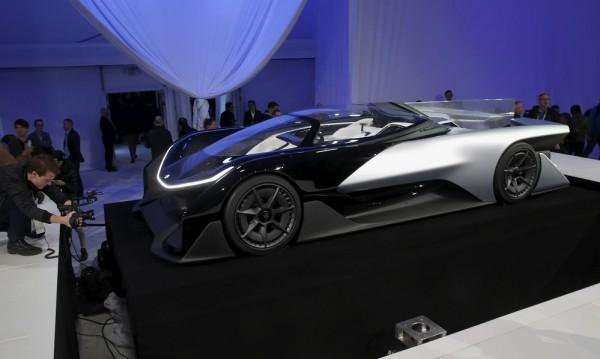 Конкурентът на Tesla излезе на сцената