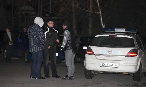 Седем гилзи до убития Веселин Стоименов