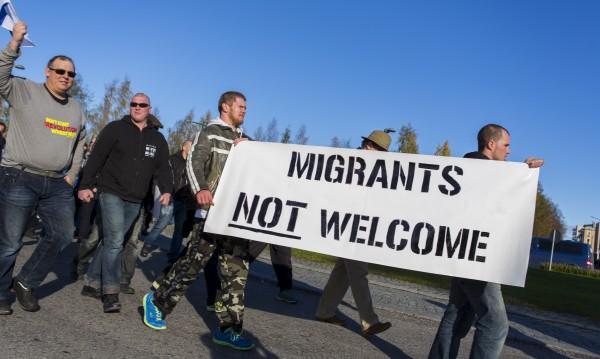 Крайнодесни отряди за самозащита във Финландия