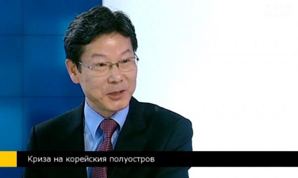 Посланик Шин Мен-хо: Страх ни е, Сеул е на границата!