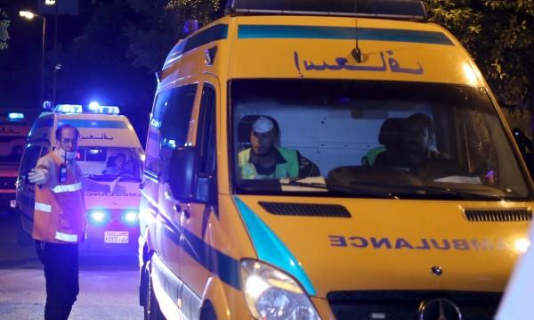 Стрелба в хотел в египетския курорт Хургада*