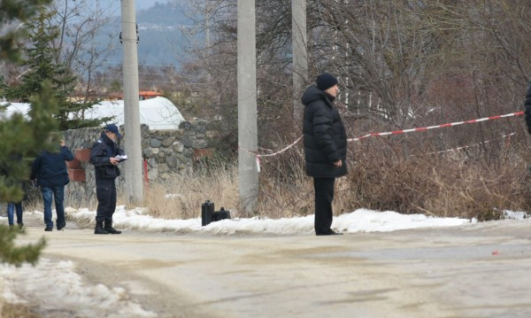 Бизнесменът Антов е убит с два куршума в главата