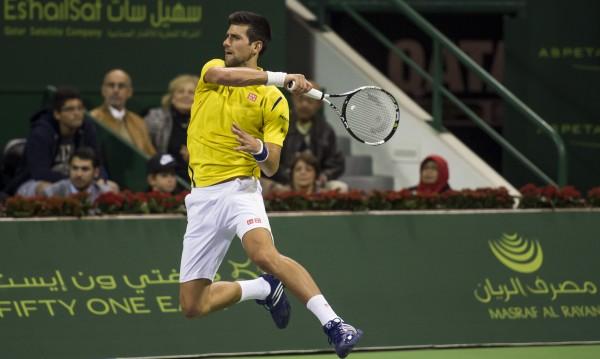 Джокович победи Надал в Доха