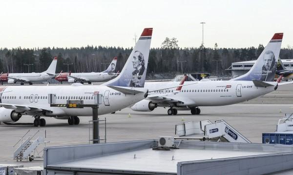 Паника на летище в Стокхолм заради следи от експлозив