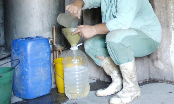 Свиха 80 литра ракия от изба на добричлия