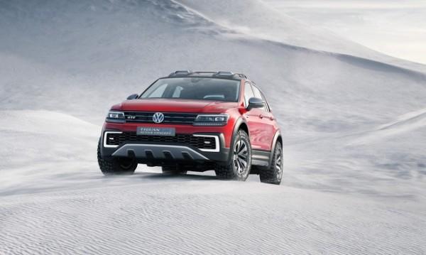 Volkswagen разкри хибриден Tiguan