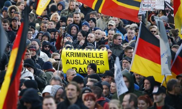 Почти всички нападатели в Кьолн са имигранти
