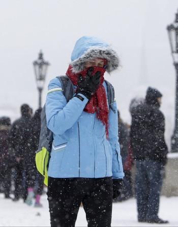 Как студеното време застрашава сърцето?