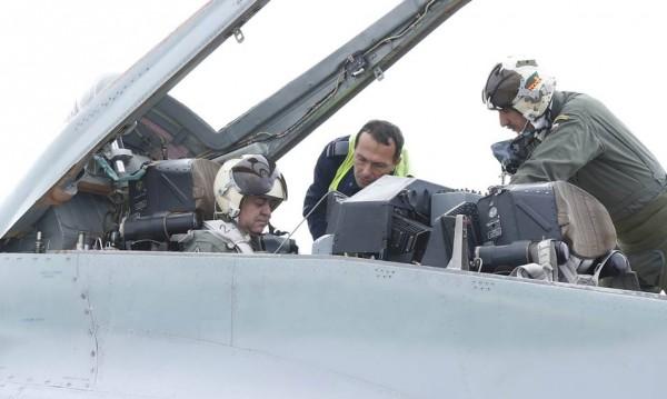 Ненчев: Ще обновим ВВС, за да охраняваме небето си
