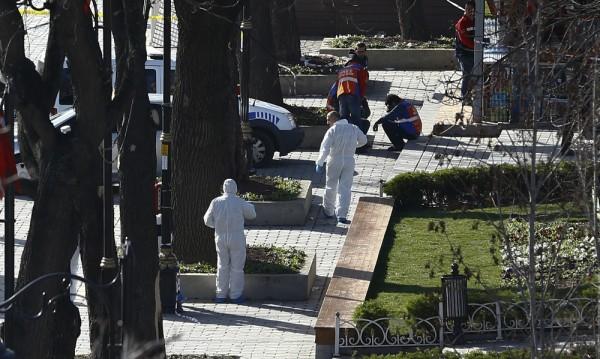 28-годишен сириец е извършил атентата в Истанбул