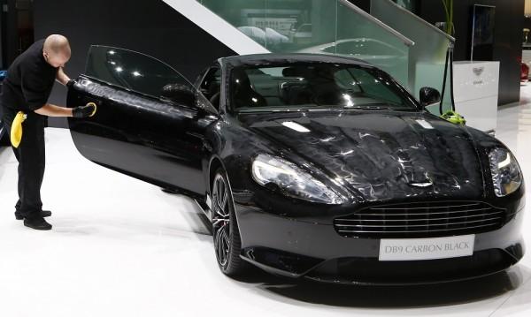 Aston Martin от Македония. Не е шега работата!