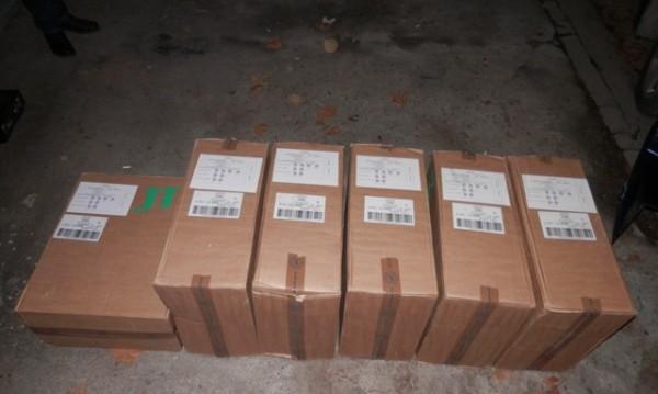МВР хвана 23 кг тютюн и над 86 000 къса цигари без бандерол
