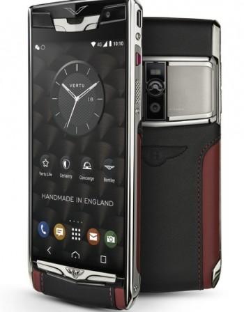 Най-евтиният телефон от Bentley. Струва $9 000!