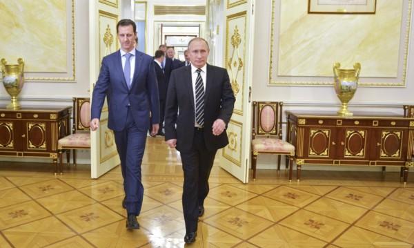 Русия дава убежище на Асад? Не е толкова налудничаво