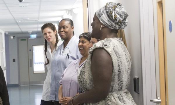 Табела при лекаря: Бежанците – нежелани!
