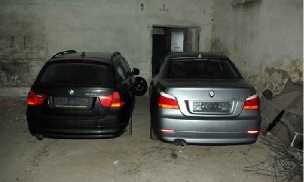 Спипаха крадени BMW-та с фалшиви документи в Монтана