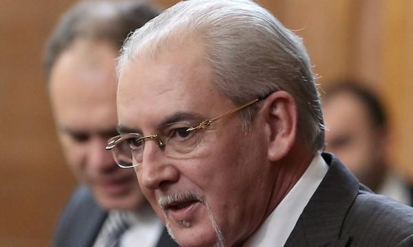 Радан и Местан на раздумка за политическата зима