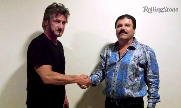 Шон Пен: Страхувам се след интервюто с Ел Чапо!
