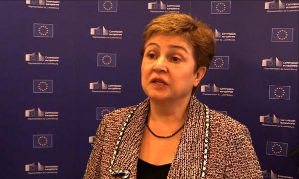 """""""Фигаро"""" за Кристалина: Една европейка в ООН?"""