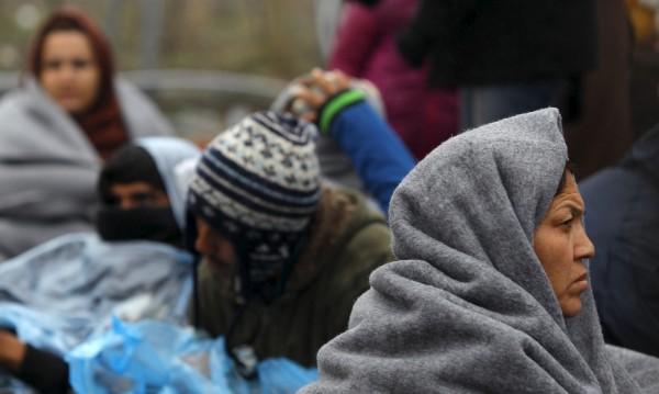 Жените мигранти в Европа са подложени на насилие