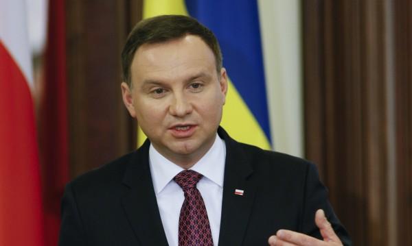 Анджей Дуда: Полша все още е проевропейска!