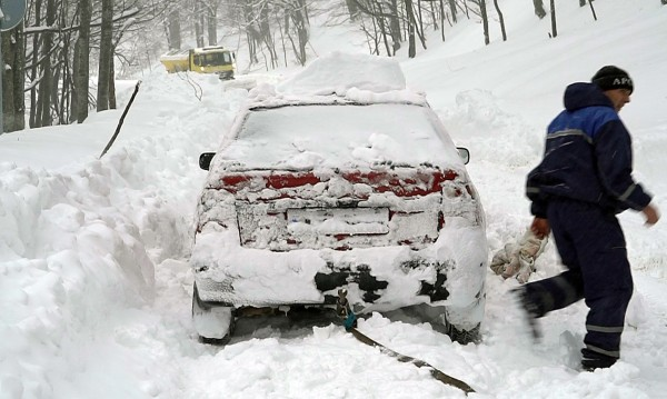 Критично: Силистра, Разград и Шумен в снежен капан