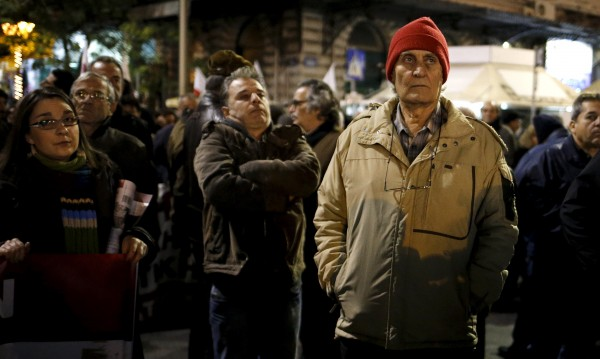 Атина под натиск заради пенсионната реформа