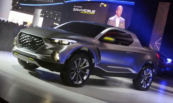 Hyundai все пак ще произвежда пикап