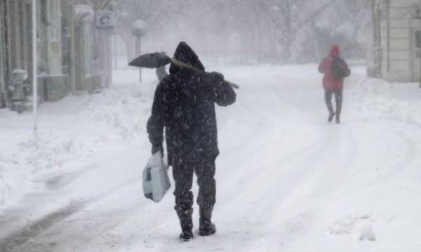 Снегът докара Самуил до бедствено положение
