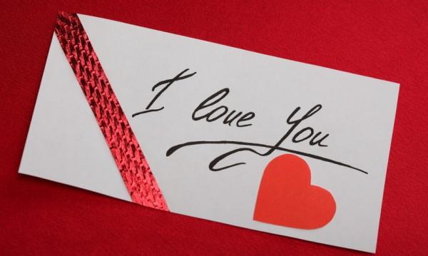 Покажете любовта си без думи