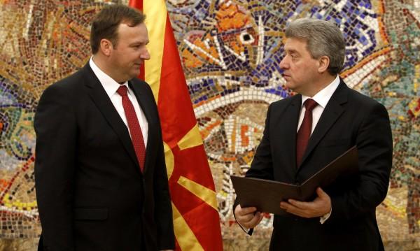 В Македония съставиха временно правителство*