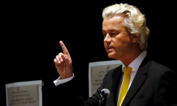 Вилдерс: Бежанците затворени, за да опазим холандките!