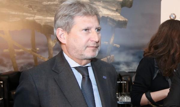 Йоханес Хан: България може да служи за пример!