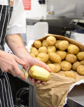 Картофи – вкусен източник на ценни вещества