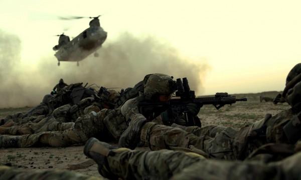 САЩ ще удрят по въздух ИД и в Афганистан