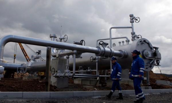Украйна глобява Газпром с 3,4 млрд. долара