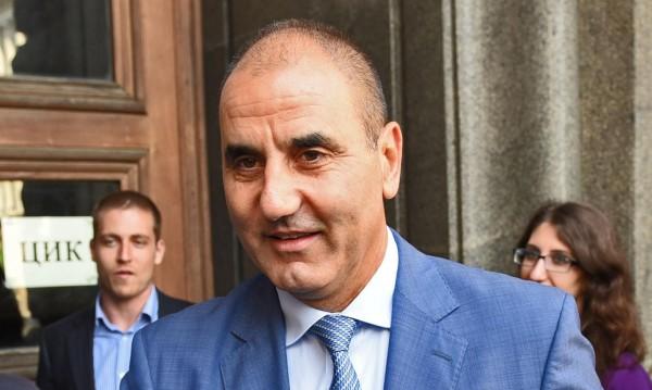 ГЕРБ ще се яви самостоятелно на президентския вот, обяви Цветанов