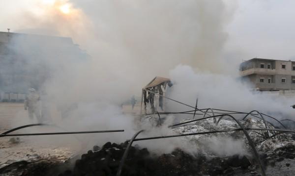 7 деца загинаха при въздушни удари в Сирия