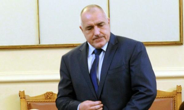 Стабилността на държавата се крепи на нервите на Борисов