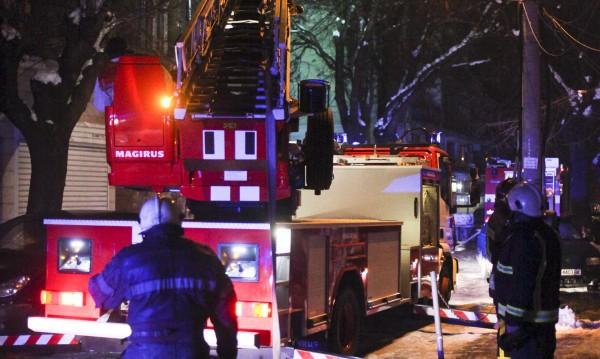 Пожар в жилище остави без ток квартал в Пловдив