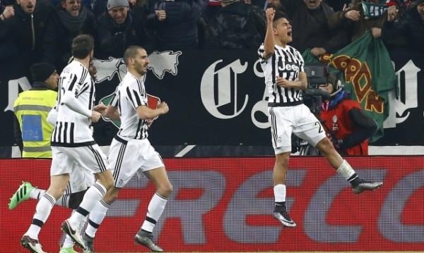 """Юве отнесе и Рома в италианската Серия """"А"""""""