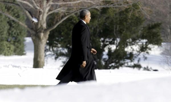 Вашингтон ще преодолява последиците от снежната буря още няколко дни