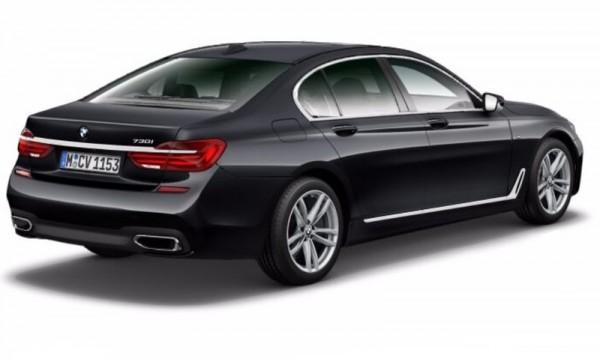 BMW пусна 7-Series с двигател от Mini