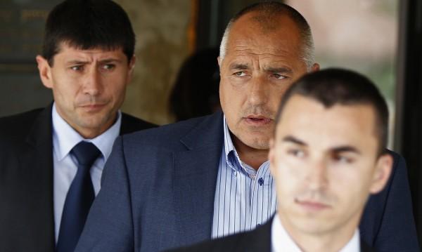 Метеж срещу Борисов!?