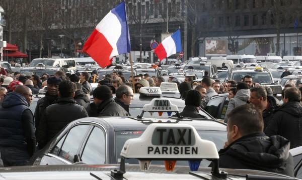 Глобиха Uber във Франция