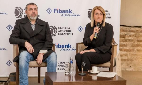 Fibank подкрепя заслужили български артисти и талантливи студенти