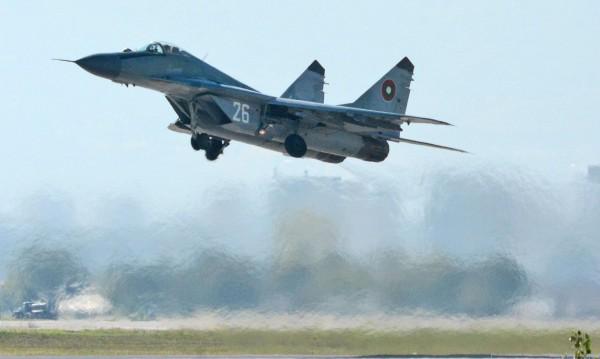 В ЕС няма нови двигатели за МиГ 29, признаха от ВВС