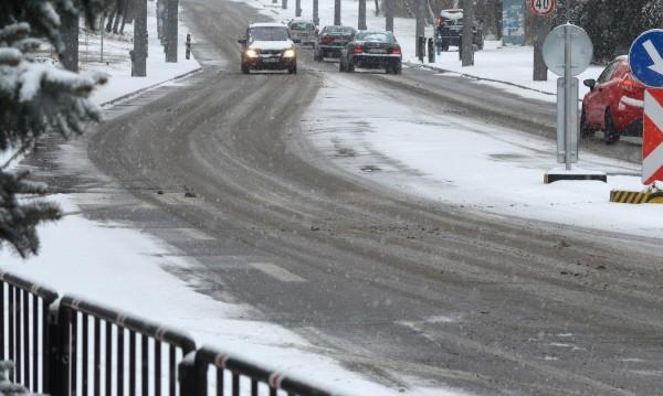 Лошото време намали катастрофите у нас