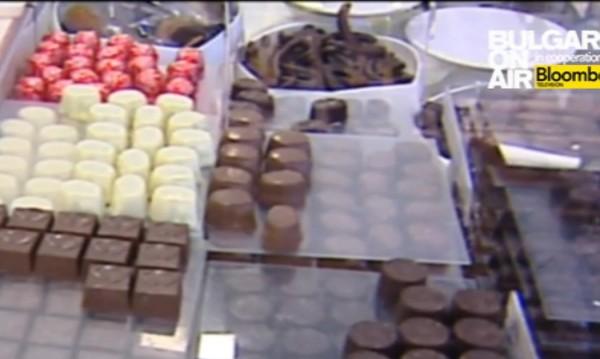 Българско шоколадово суши превзема Европа